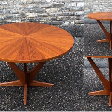 Georg Jensen Starburst Coffee Table