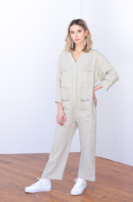 Tuck Coverall