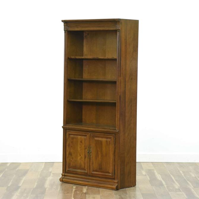 American Traditional Bookcase Cabinet