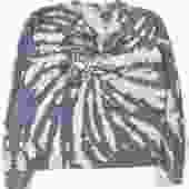 Electric Tie Dye Sweatshirt
