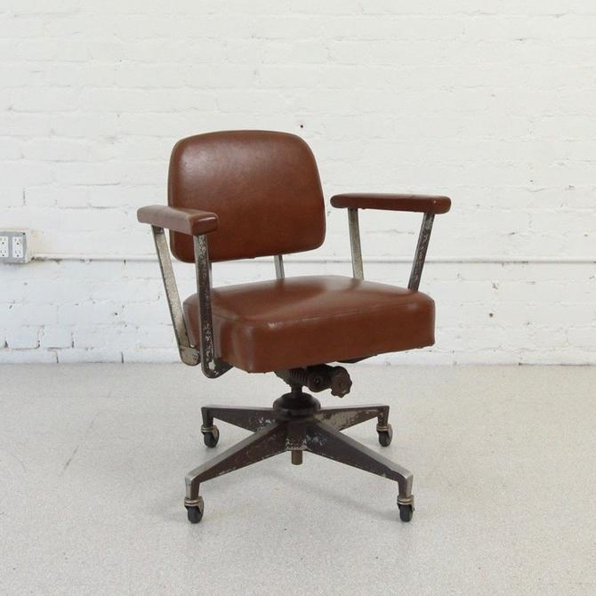 Vintage 1960's Office Chair