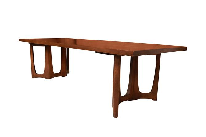 Mid Century Broyhill Brasilia Sculpted Coffee Table by Marykaysfurniture