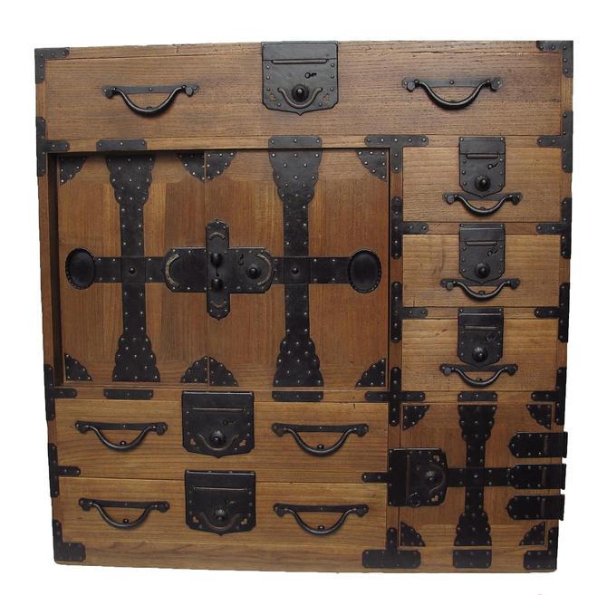 14D2 Choba Tansu w/ Secret Compartment