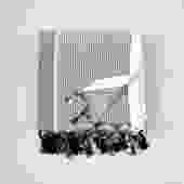 Tribecca Towel Grey Stripe