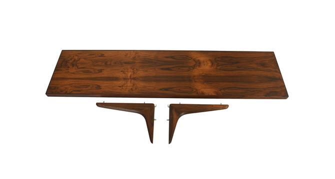 "Rosewood Shelf and Brackets 9"" by HG Furniture Hansen Guldborg Danish Modern by HearthsideHome"