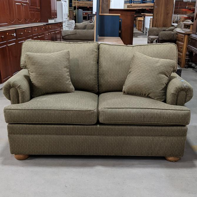 Loveseat Sofa by Ethan Allen