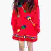 Bullseye Sweater Dress