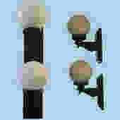 Cast Iron Exterior Sconces
