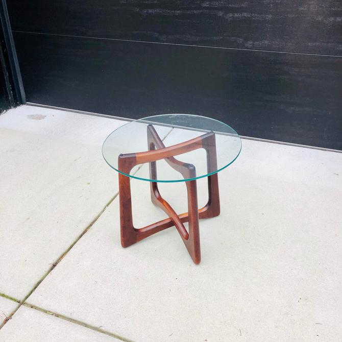 Vintage Adrian Pearsall End Table by BentwoodVintage