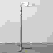 Charles Hollis Jones Chrome Floor Lamp