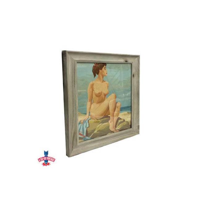 Nude beach vintage Free Nudist