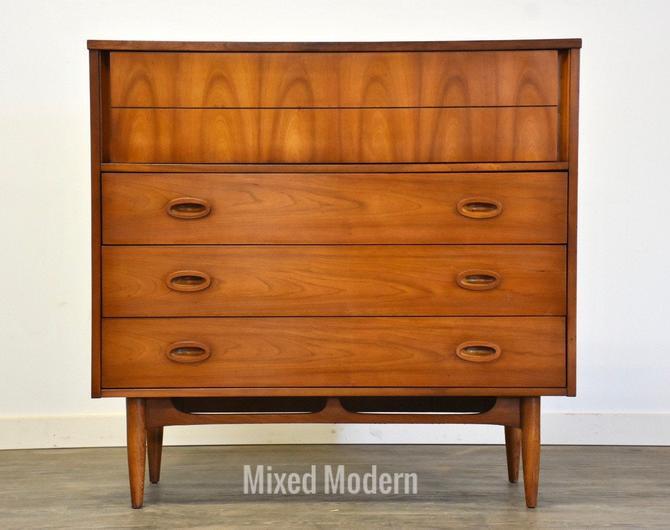 Cherry Dresser by Dixie by mixedmodern1
