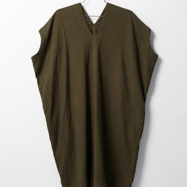 Crescent Dress - Hunter Green