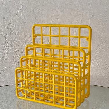 Yellow Yaffa Grid Organizer