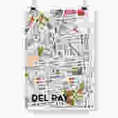 Del Ray Print