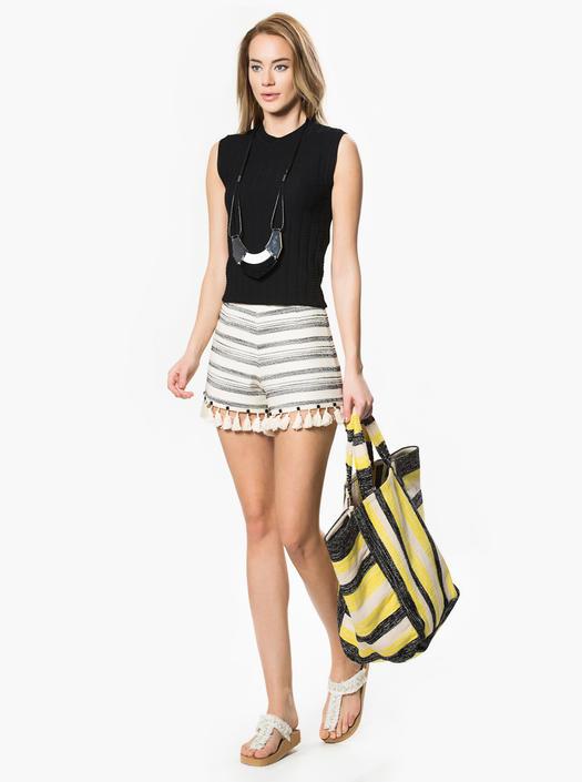 Tassel Shorts