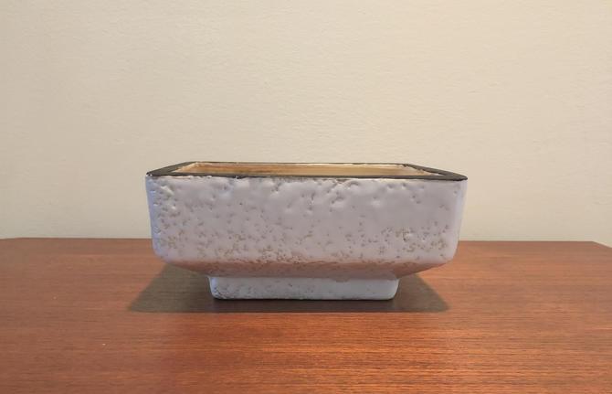Vintage Vetter Keramik Glazed Ceramic Planter - West Germany by BentwoodVintage