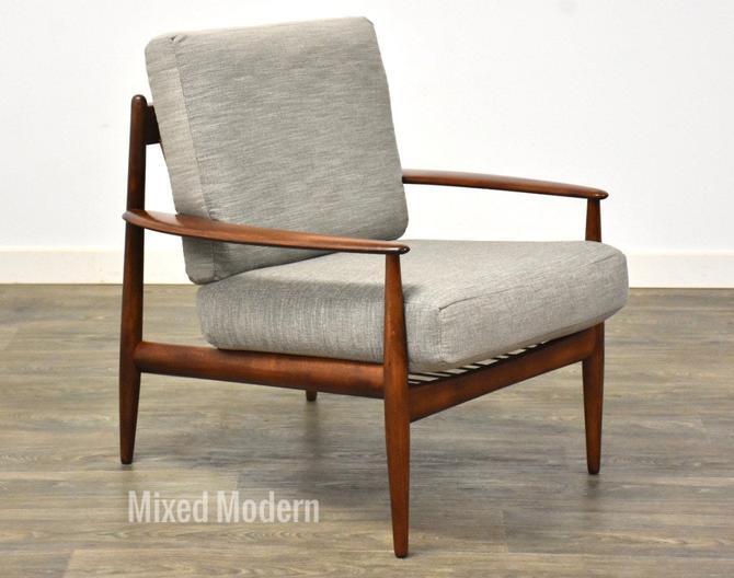 Grete Jalk for John Stuart Danish Lounge Chair by mixedmodern1