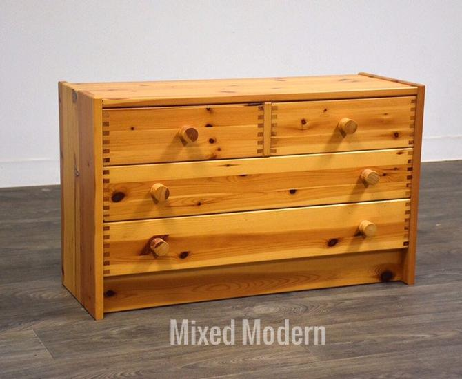Idé Møbler Solid Pine Small Chest by mixedmodern1