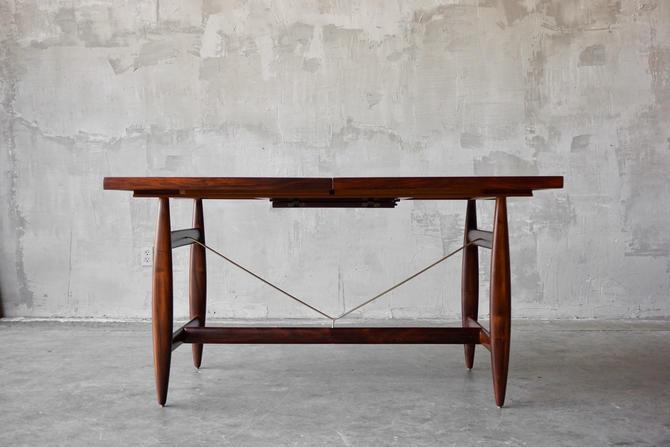 Sergio Rodrigues 'Burton' Dining Table by FandFVintage