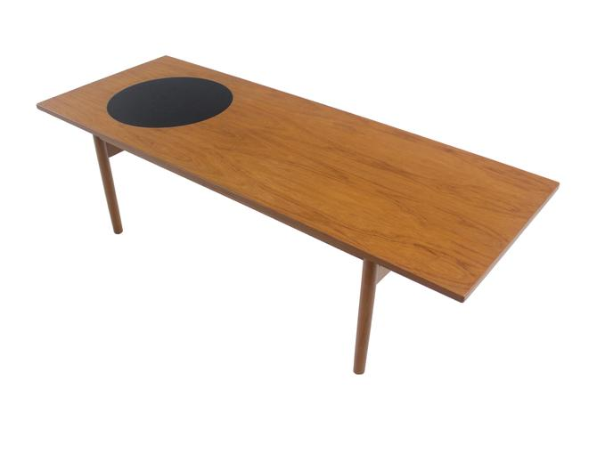 Scandinavian Modern Coffee Table Designed by Grete Jalk