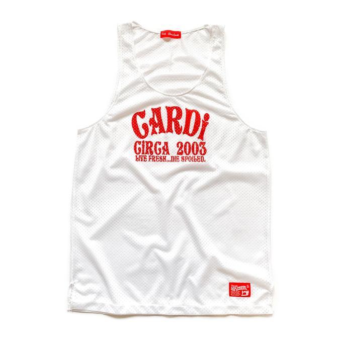 CARDi Rec League Tank Top (White)