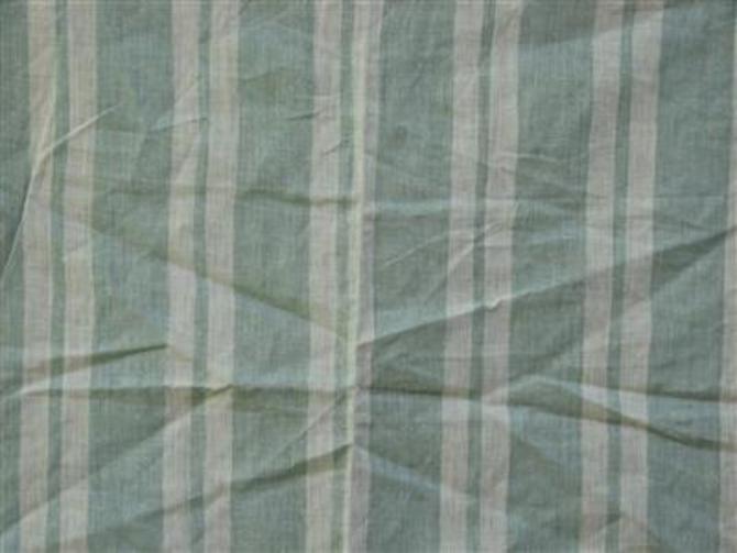 Straight Stripe in Aqua