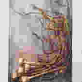 Garlic Tea Towel