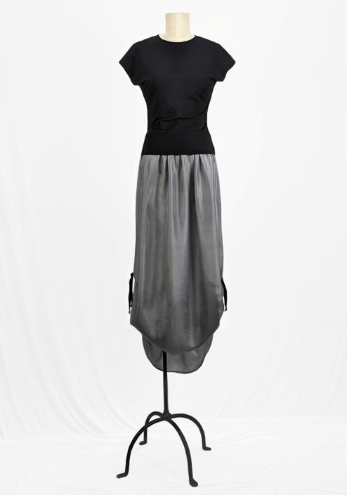 Poseidon Skirt - Silver