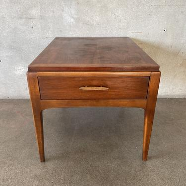 Mid Century Modern Side Table by Lane