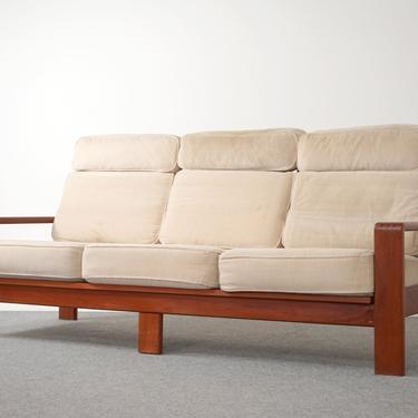 Danish Modern Teak Sofa - (319-001.1) by ByDesignModern