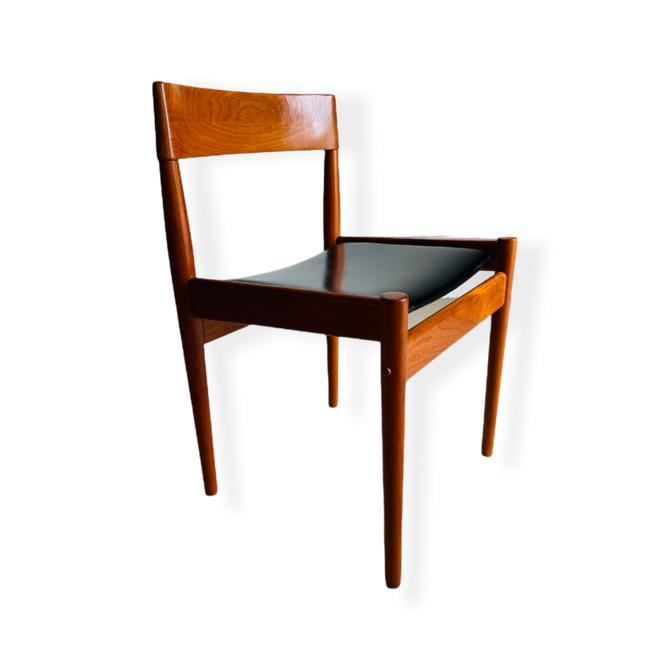 GRETE JALK P. JEPPENSEN Danish Modern Side Chair