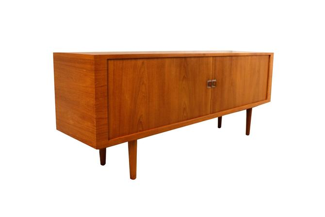 Mid Century Hans Wegner President Credenza For Ry Mobler by Marykaysfurniture