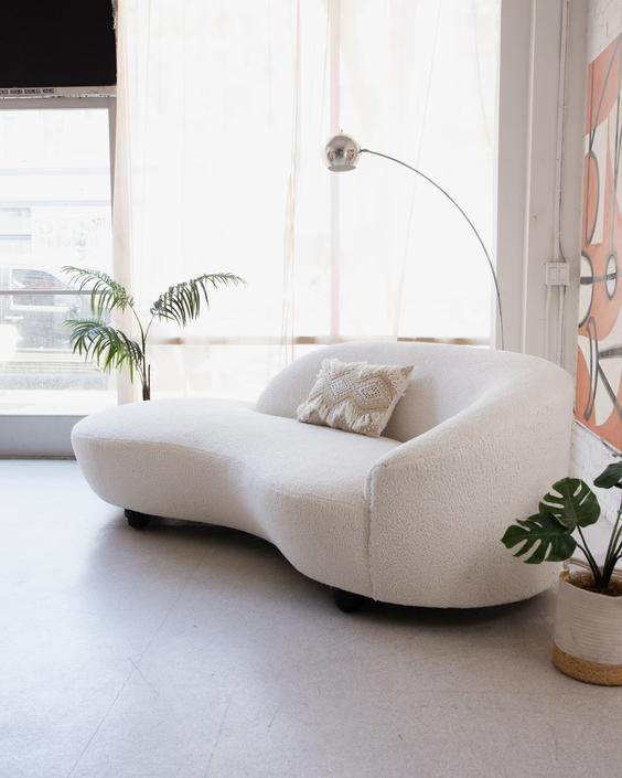 Cloud Sofa in Cream