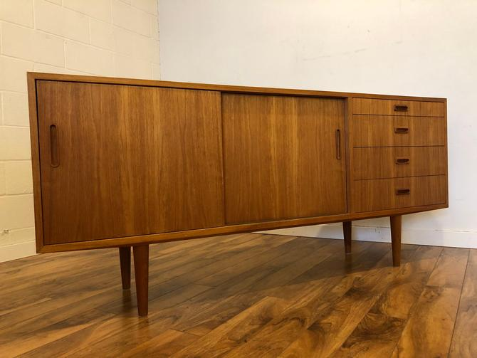 Hans Olsen Danish Teak Sideboard by Vintagefurnitureetc