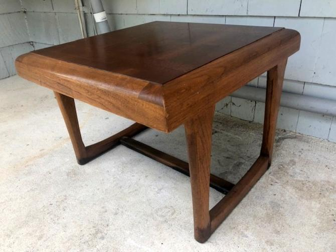 Midcentury Table or Bench by Lane