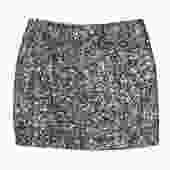 Vince - Grey Sequin Miniskirt Sz 8