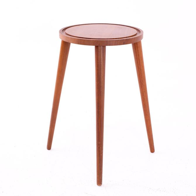 Mid Century Small Stool - mcm by ModernHill