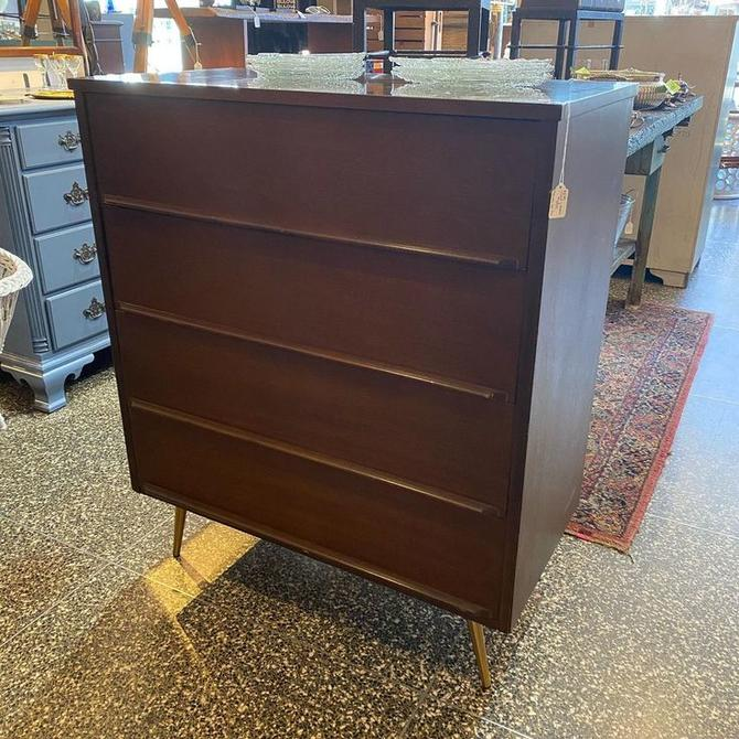 """Midcentury modern chest of drawers, 41"""" x 34"""" x 17"""""""