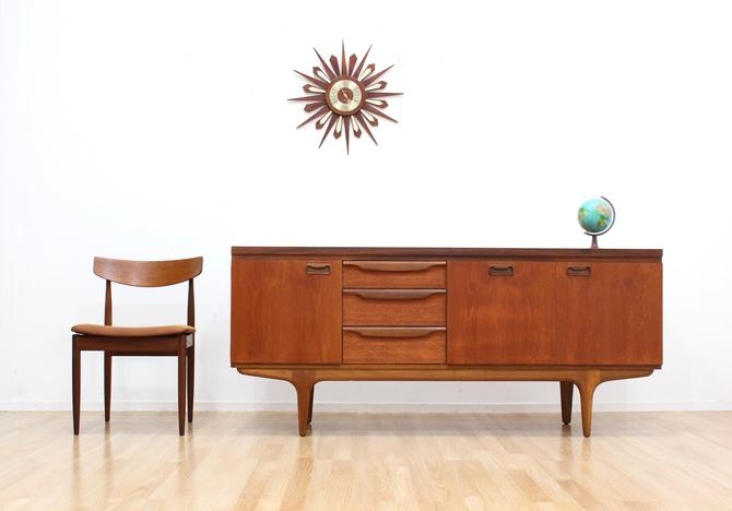 Mid Century Credenza by Greaves & Thomas of London by SputnikFurnitureLLC