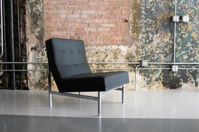 "Original Knoll ""Parallel Bar"" Lounge Chair"