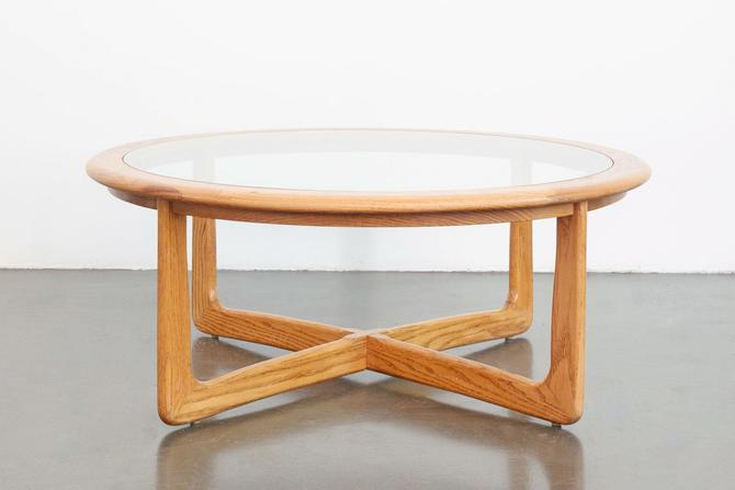 MC Round Coffee Table by HomesteadSeattle