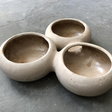 David Stewart For Lions Valley Triple Planter by Moderndesign20