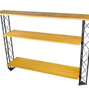 Custom Made Plywood Bookcase/Shelving