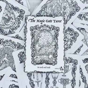 Magic Gate Tarot Deck