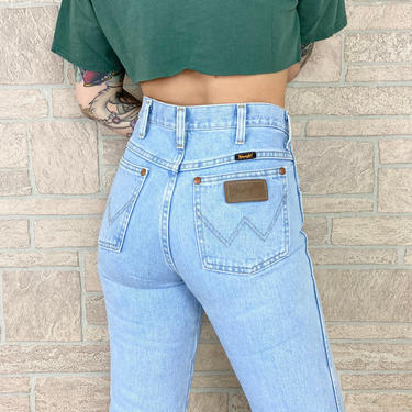 Wrangler Vintage Western Jeans / Size 26 by NoteworthyGarments