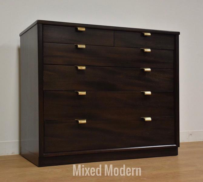 Ebonized Dresser by Edward Wormley for Drexel by mixedmodern1