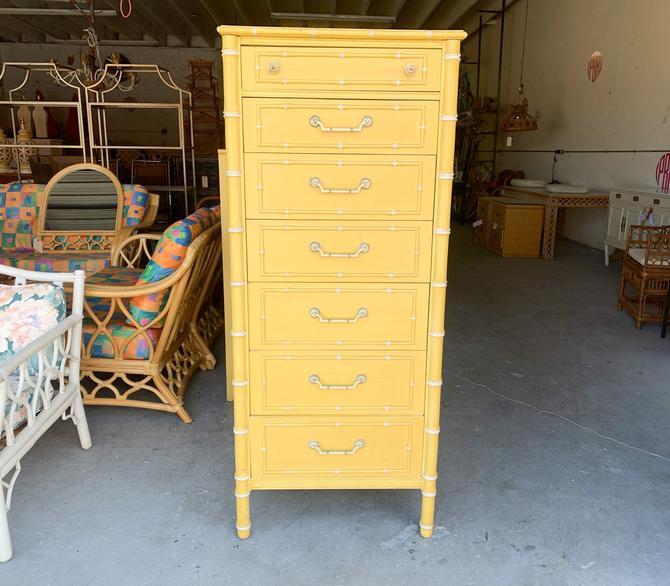 Thomasville Lingerie Dresser