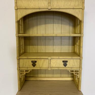 Ready for customization Dixie Shangri La Chest with cabinet by McKennaDesignCompany