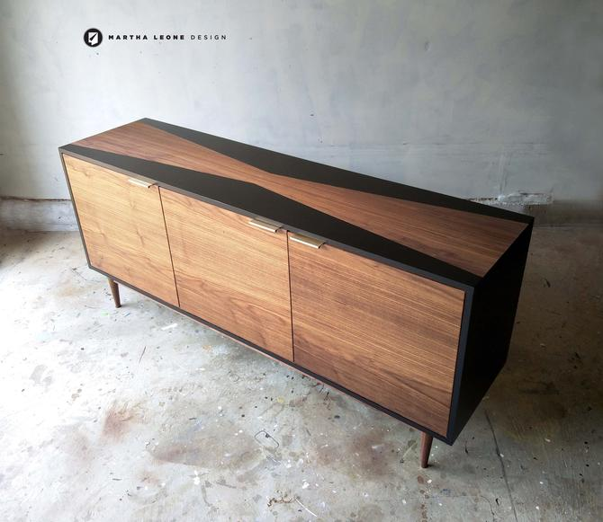 Contemporary Credenza —  Available for Purchase by MarthaLeoneDesign
